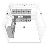 Кухня арт. № 12005