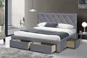 Легло BETINA 160 - тапицирано