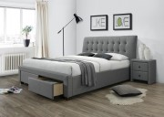 Легло PERSY - тапицирано