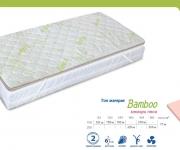 Топер Bamboo Мемори с цип